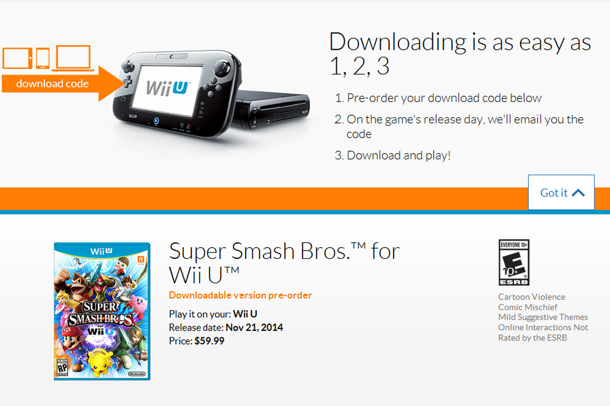 PSA: You can now purchase and pre-order Nintendo eShop games