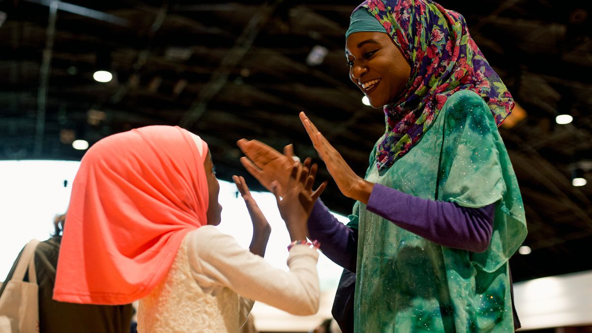 Unveiling The Blackness Of Hijab Racked