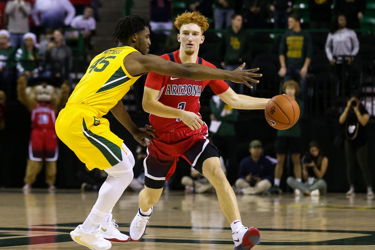 arizona-wildcats-baylor-bears-recap-analysis-good-bad-koloko-offense-defense-basketball-miller