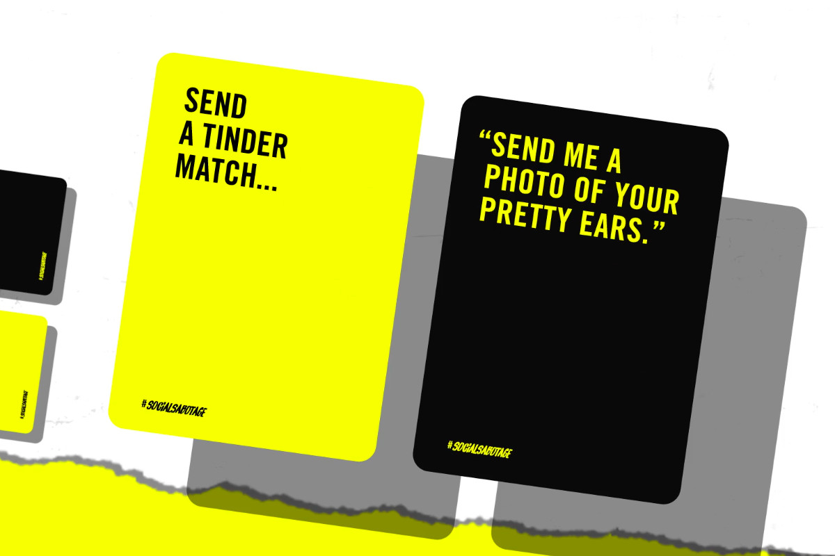 Buzzfeeds new social media card game is an easy way to harass if youve ever accidentally sent an embarrassing text to the wrong person you know the horrible sinking feeling that settles in your chest when you reheart Gallery