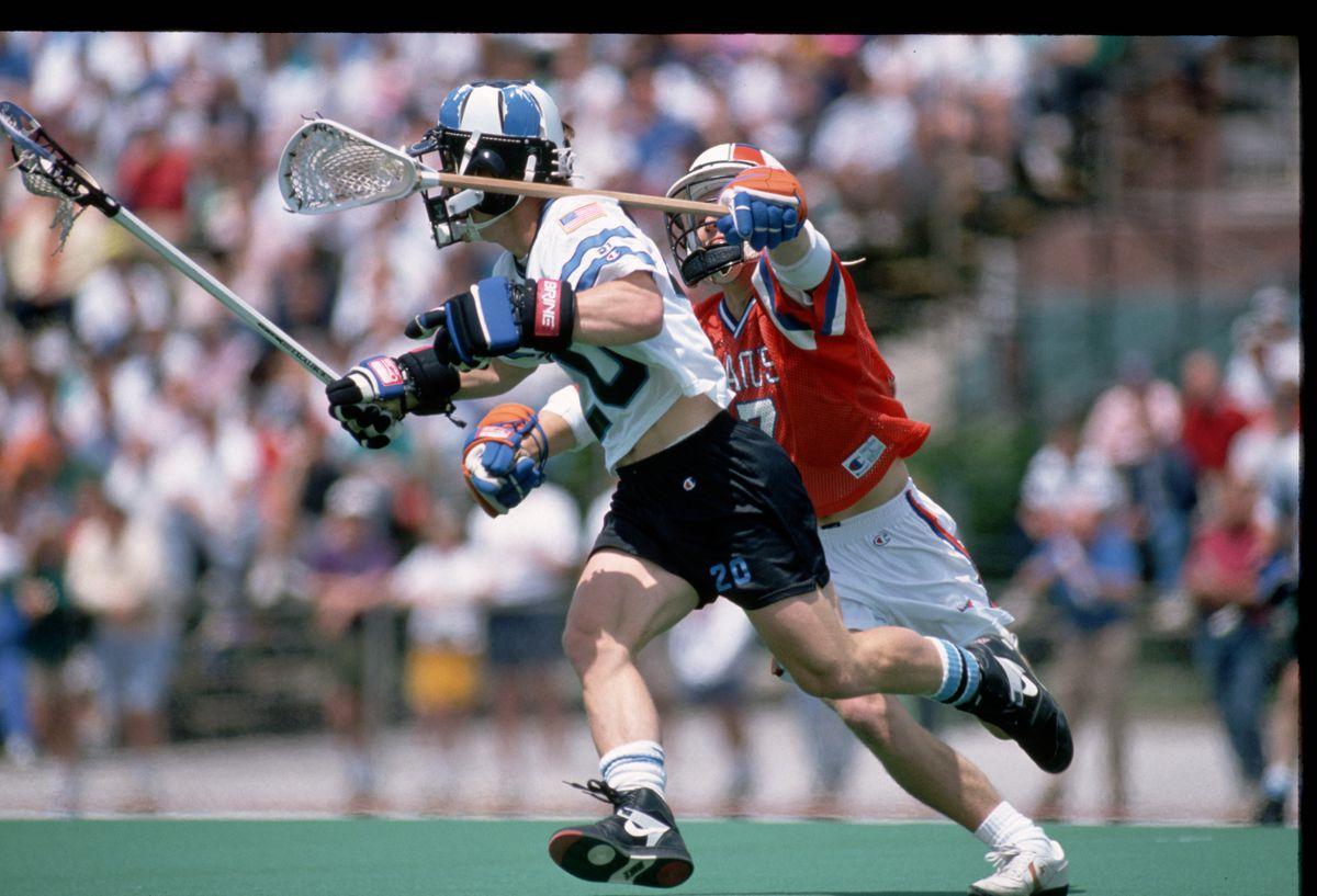 Syracuse vs. Johns Hopkins in Lacrosse