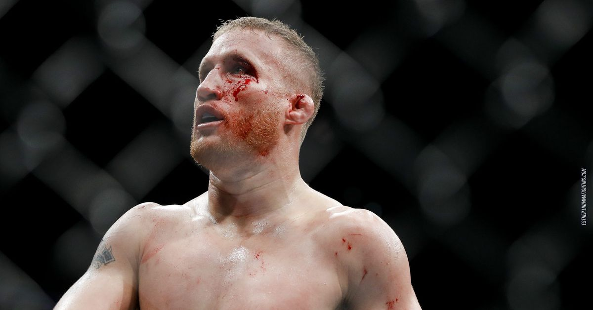 Justin Gaethje vs. Anthony Pettis targeted for early 2019