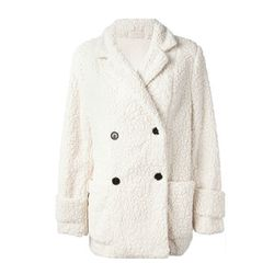 "<span class=""credit""><a href=""http://www.farfetch.com/shopping/women/gat-rimon-twix-fleece-coat-item-10484995.aspx?storeid=9328"">Gat Rimon Twix Fleece Coat</a>, $339.06</span> <br></br> <b><a href=""http://www.farfetch.com/"">Farfetch</a>:</b> Heading her"