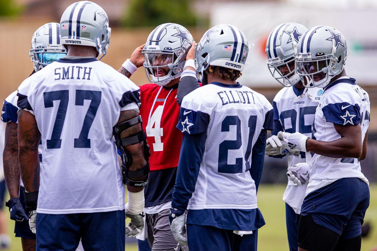 NFL: Dallas Cowboys Training Camp