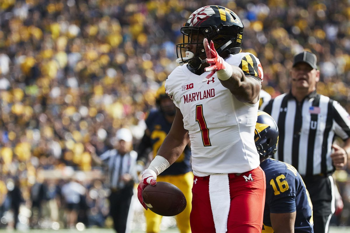 maryland football-rutgers-spread-odds-bets