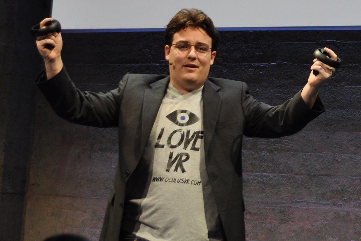 Oculus Rift Inventor Palmer Luckey: Virtual Reality Will Make