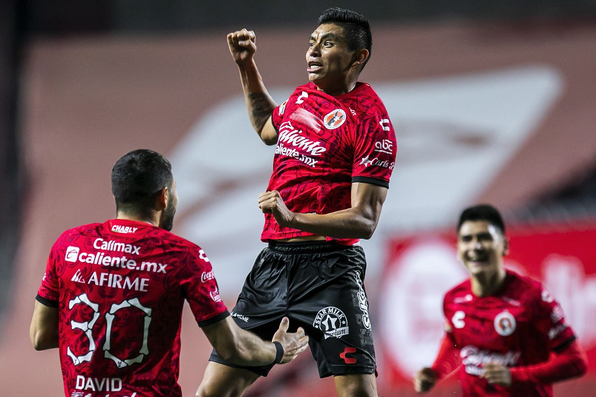 Club Tijuana v Toluca - Torneo Guard1anes 2021 Liga MX