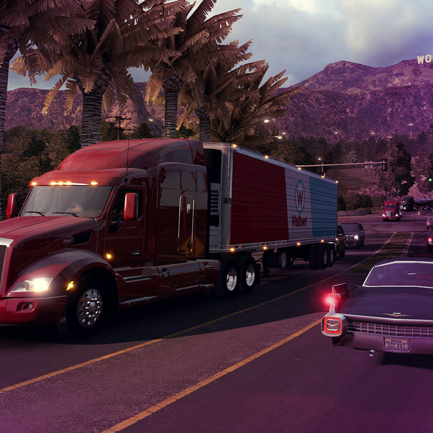 American Truck Simulator review | Polygon