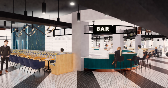 53693eee District Kitchen to Open This Month in Jersey City's Harborside ...
