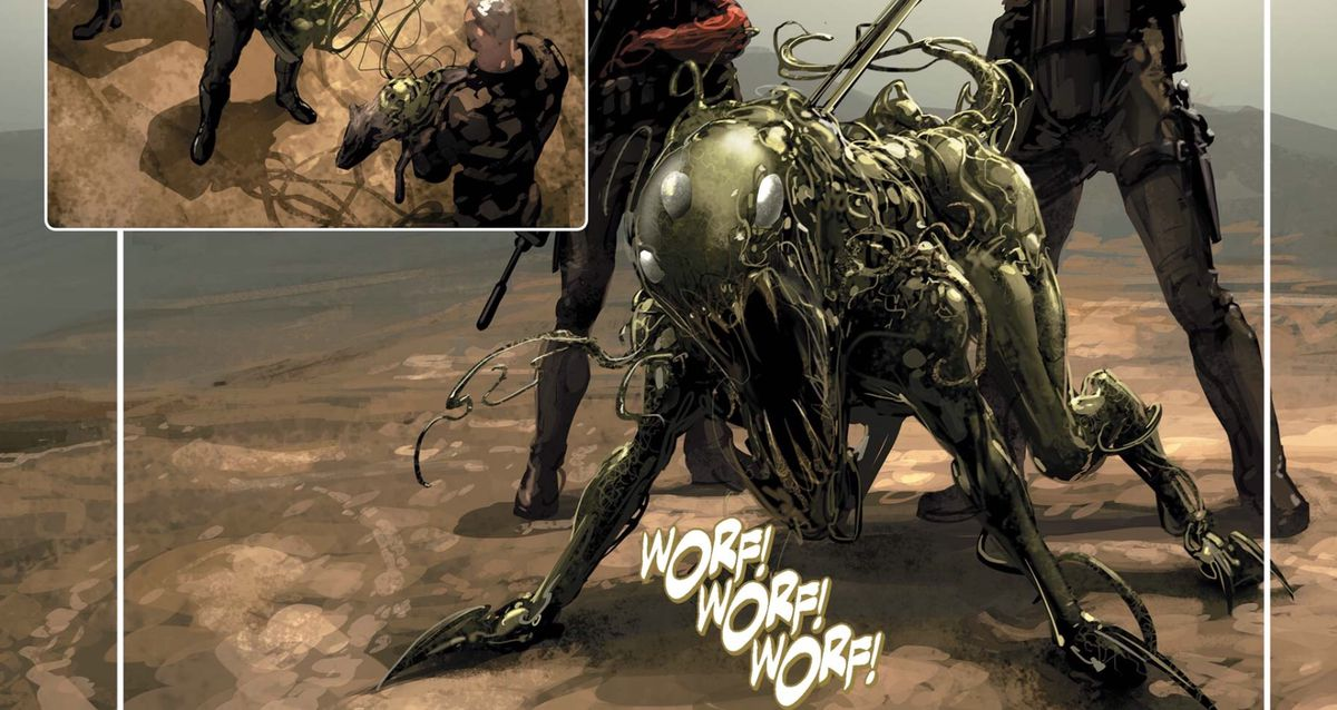From Carnage, U.S.A. #2, Marvel Comics (2012).