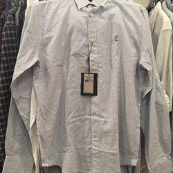 Star USA dress shirt, size M, $29 (from $98)