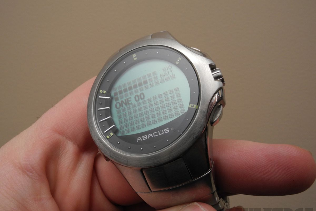 Abacus MSN Direct watch
