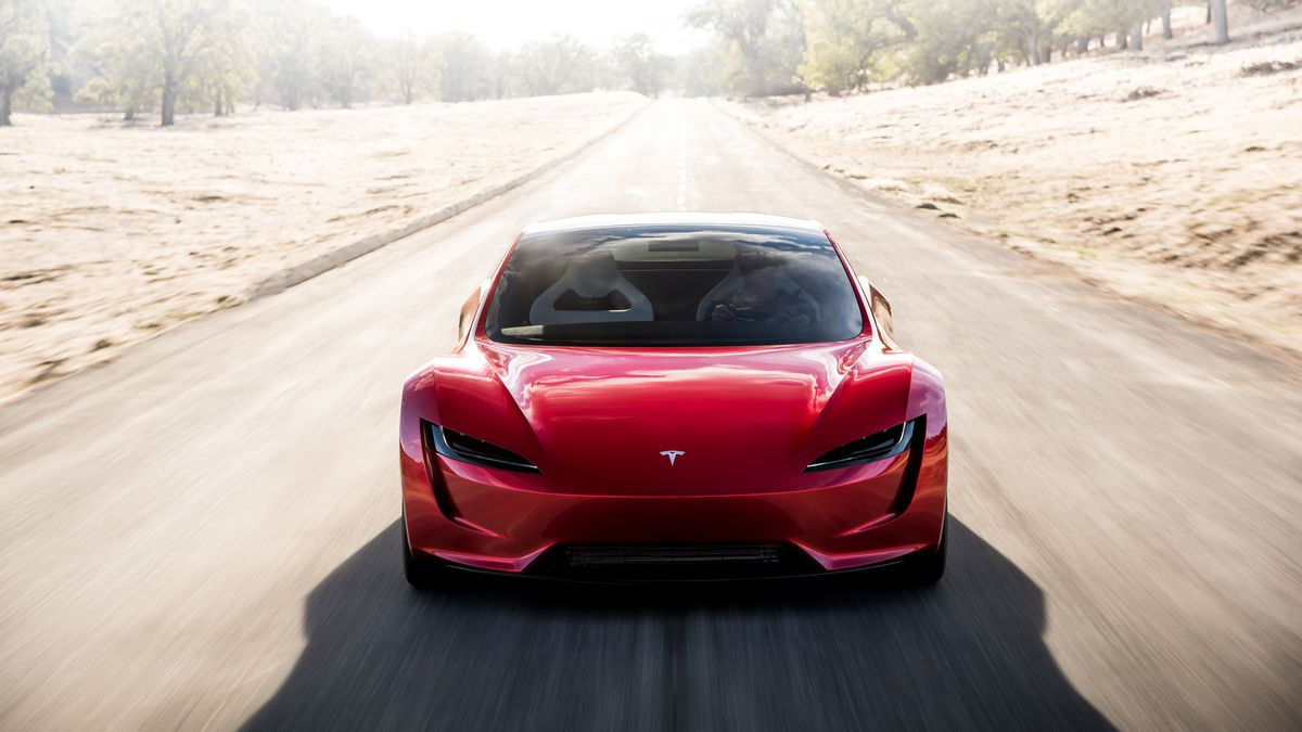 Correction A Previous Version Of This Story Described The Tesla Roadster As Fastest Production Car Ever Made Instead If Quickest