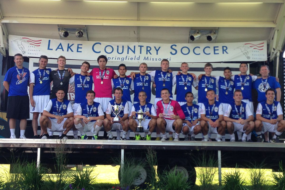 Futura Academy goes for an amazing fourth State Cup title