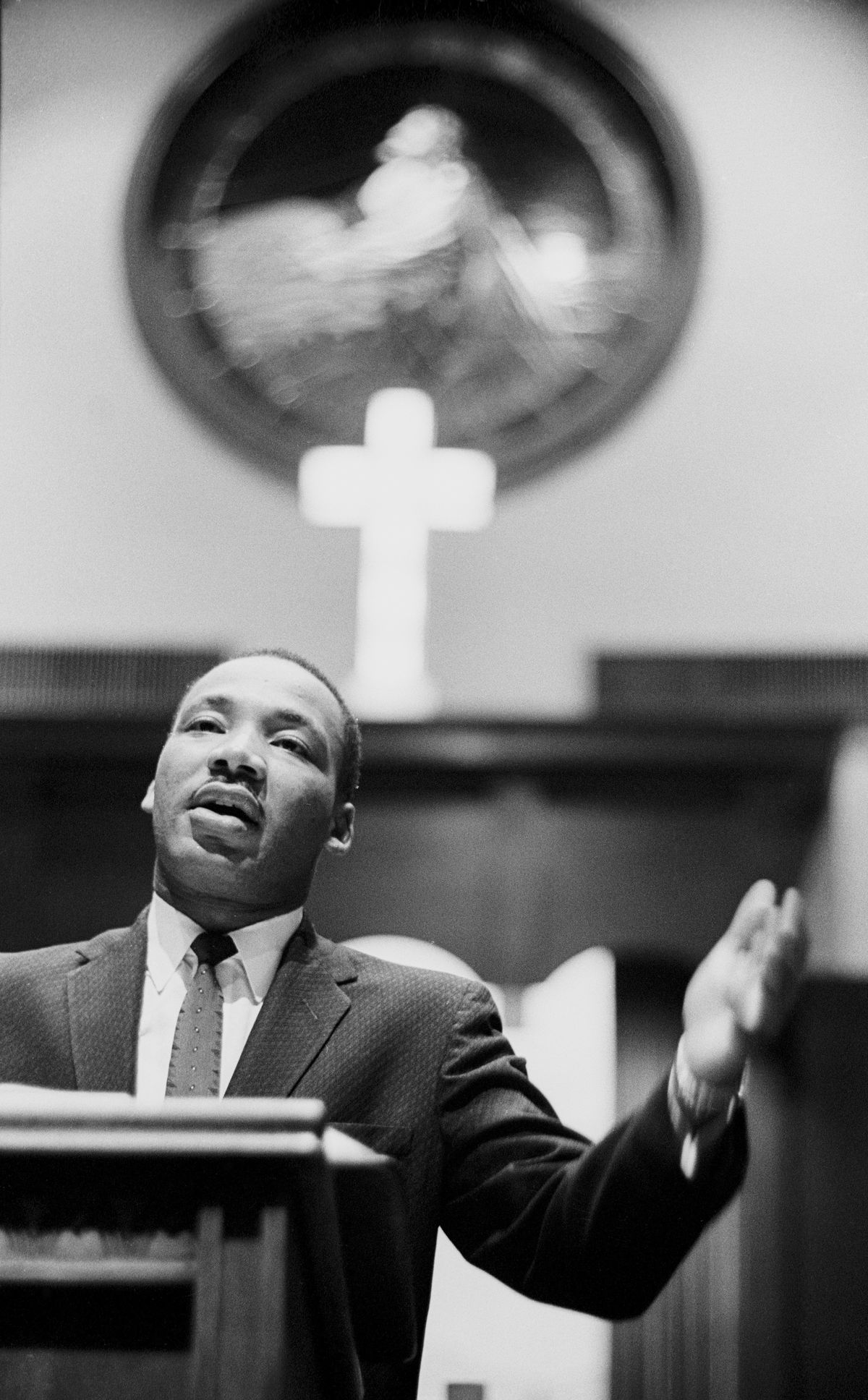 MLK cross