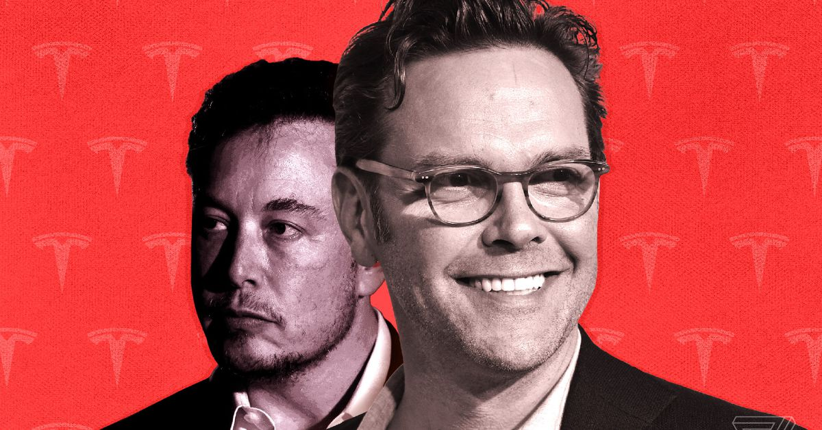 If James Murdoch is the new Tesla chairman, that's bad news for Elon Musk