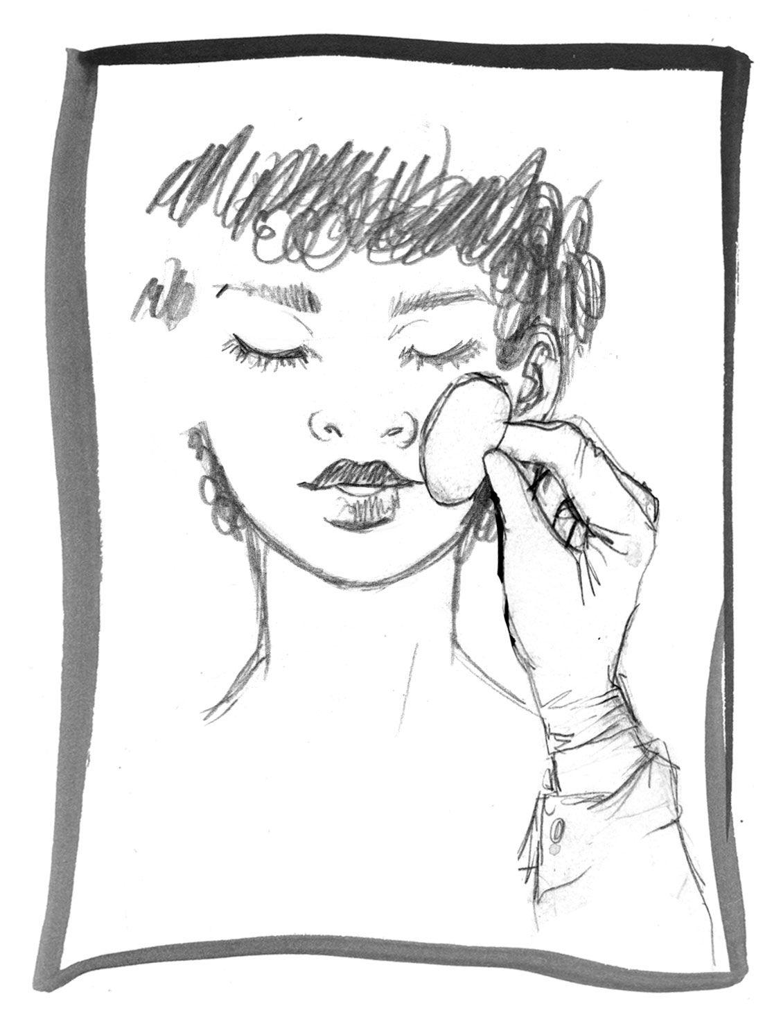 Step 1, illustrated