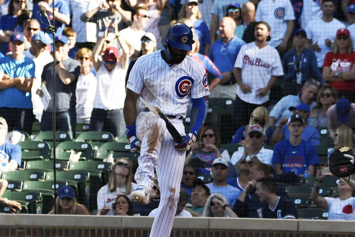 Fall guys? Cubs' comeback falls short against Phillies in potential October preview