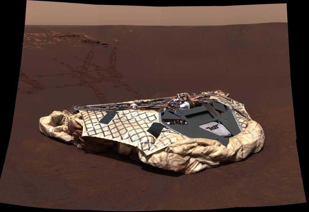 the mars rover death - photo #39