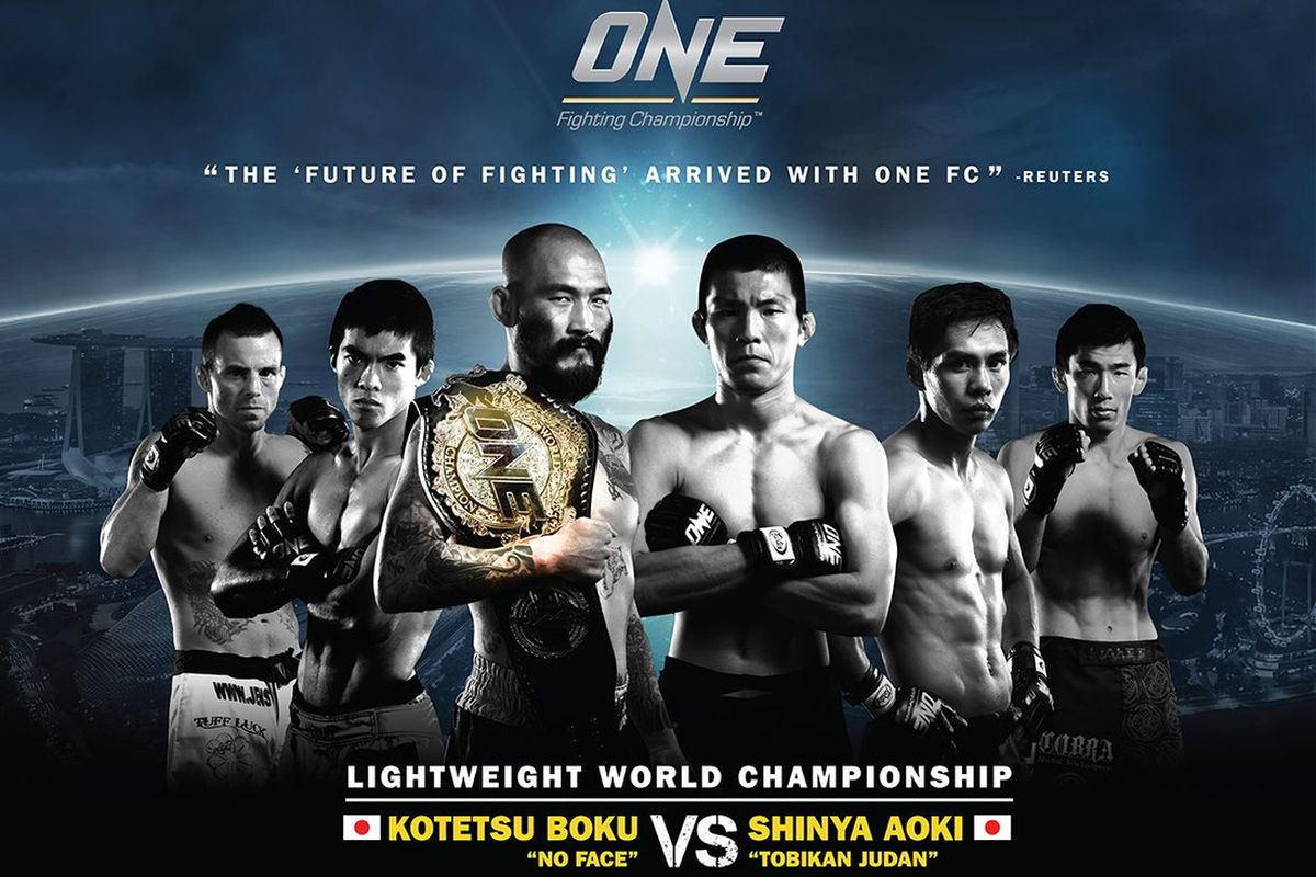 ONE FC fight previews for 'Kin...