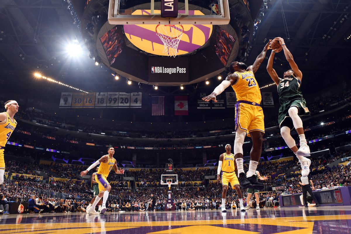 Espn Predicts Lakers Will Win Western Conference Nba Finals Silver Screen And Roll