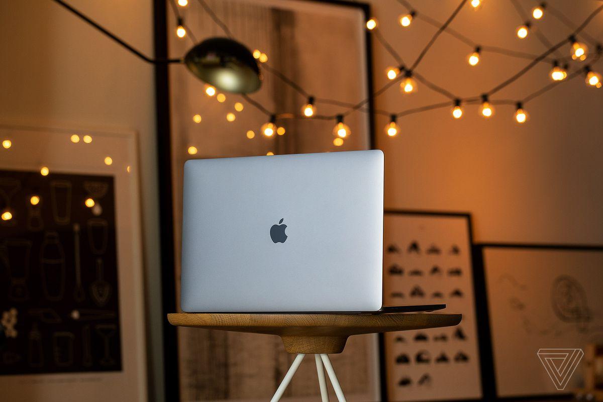 The 16-inch MacBook Pro