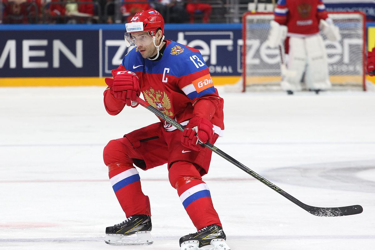 Watch pavel datsyuks first khl goal is eerily familiar winging photo by anna sergeevagetty images voltagebd Choice Image