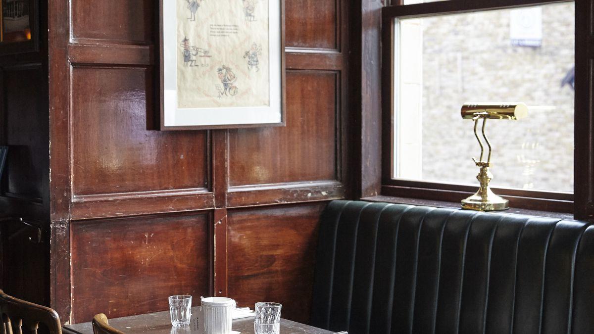 Best Christmas drinks London: Marksman Hackney