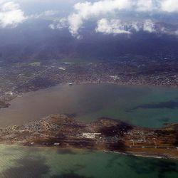 The Tacloban airport, Thursday, Nov. 21, 2013.