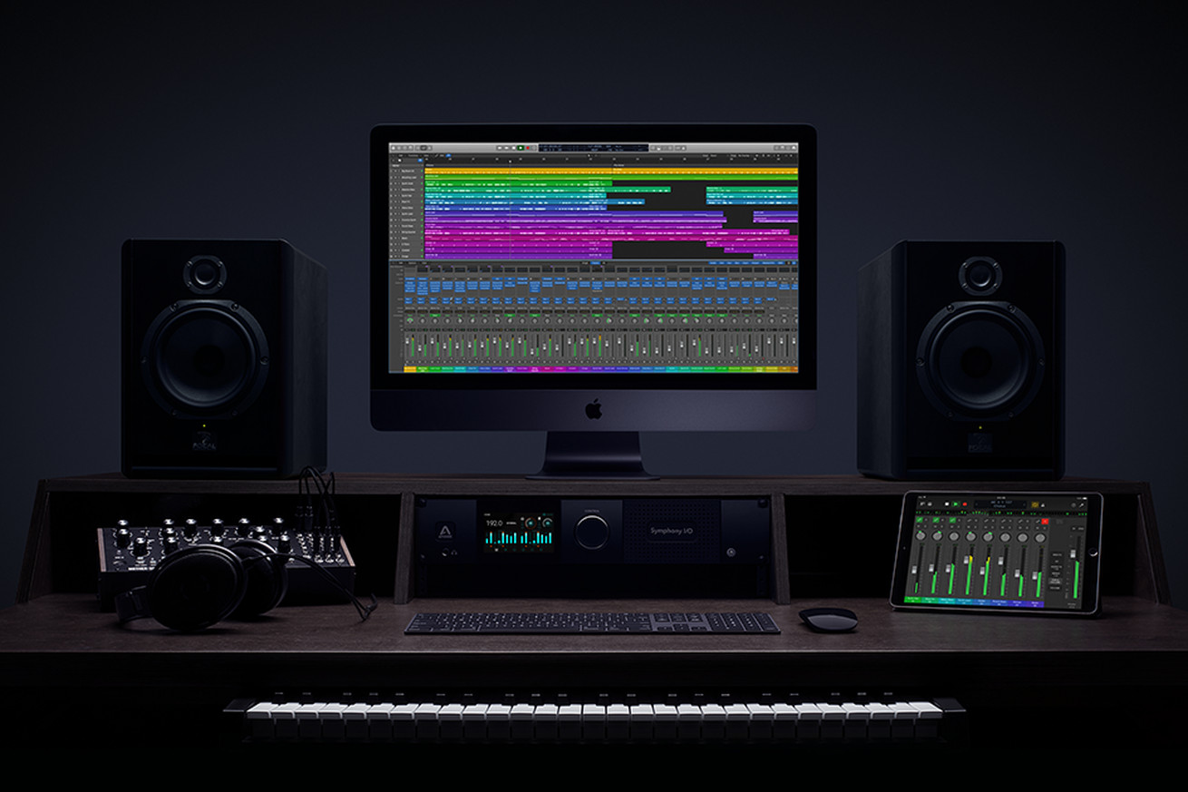 Apple's Logic Pro X and MainStage get updated with tons of new tweaks