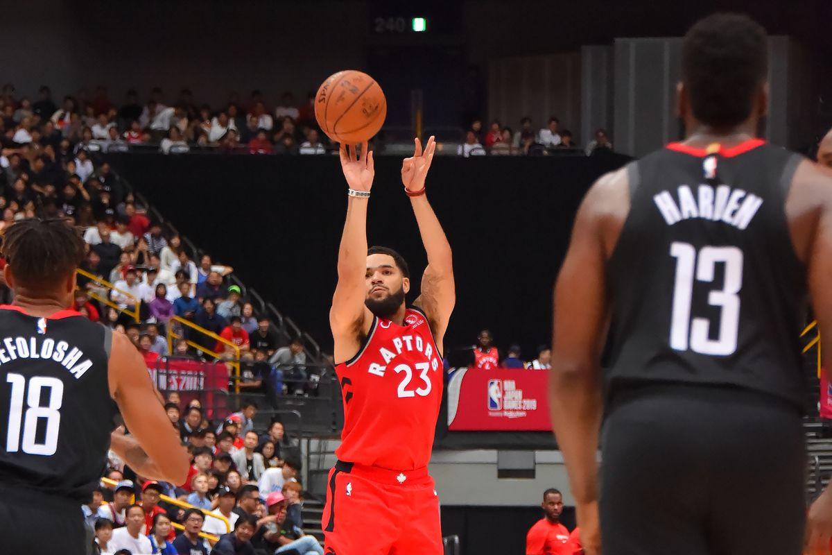 Recap Houston Rockets Pull Away From Toronto Raptors In
