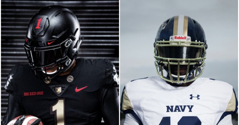 Army-Navy uniforms 2018  The stories behind the slick alternate jerseys -  SBNation.com 5e5ed3674