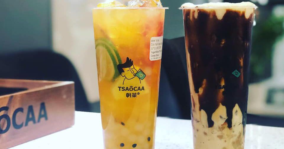 Chinese Chain Tsaocaa Is Bringing Cheese Tea to Austin - Eater Austin
