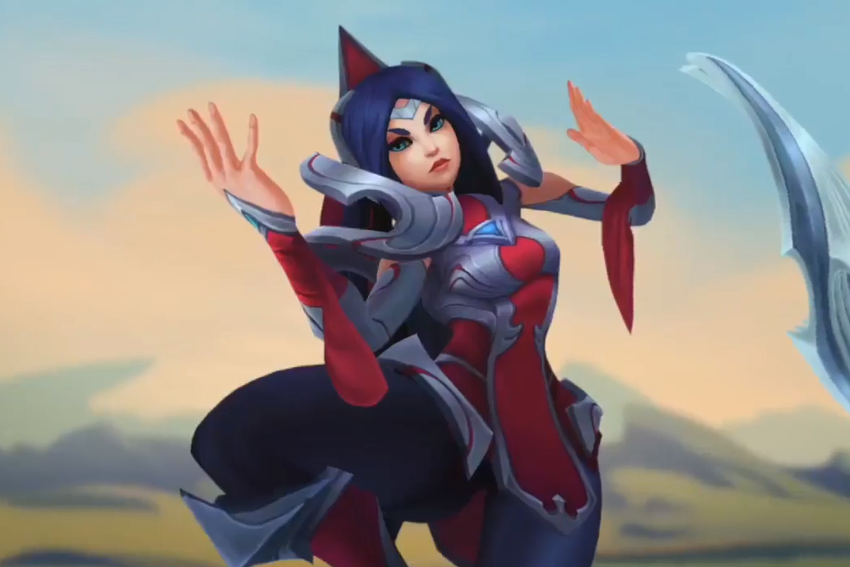 Check out the latest Irelia rework trailer - The Rift Herald