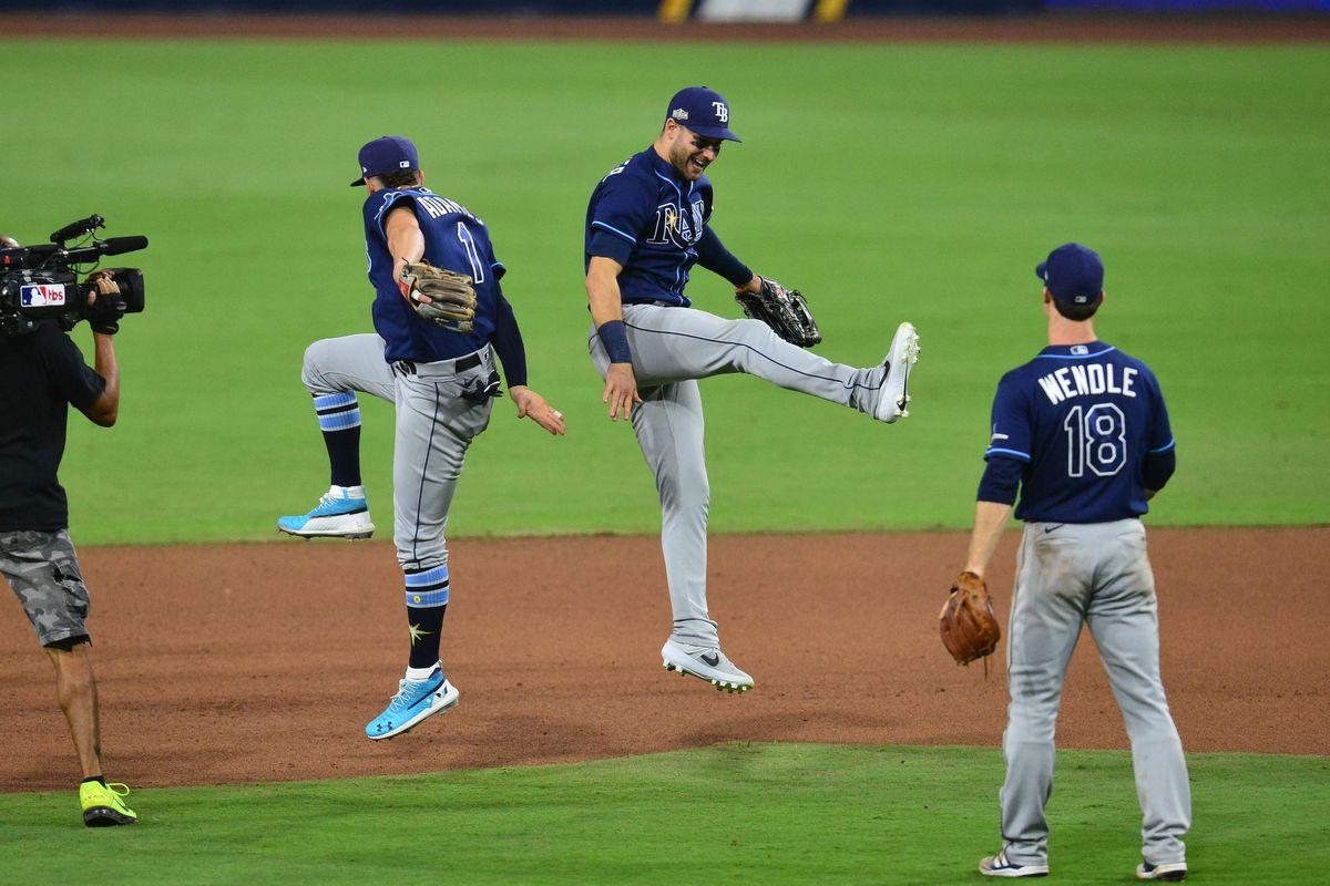 MLB: ALDS-Tampa Bay Rays at New York Yankees