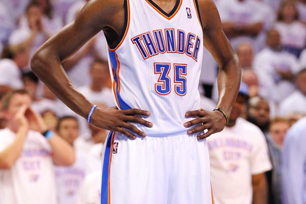 What if Kevin Durant was still in Seattle right now?