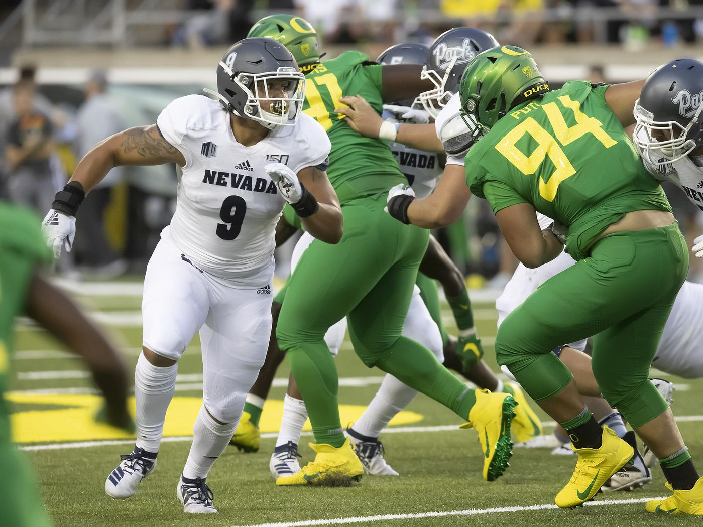 Nevada Football 2020 Spring Position Preview Tight Ends Mountain West Connection