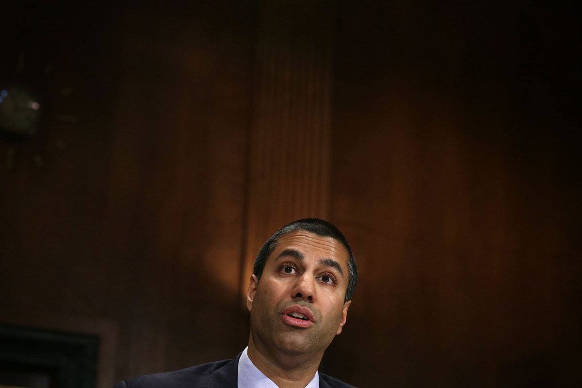 Ajit Pai (GettyImages)