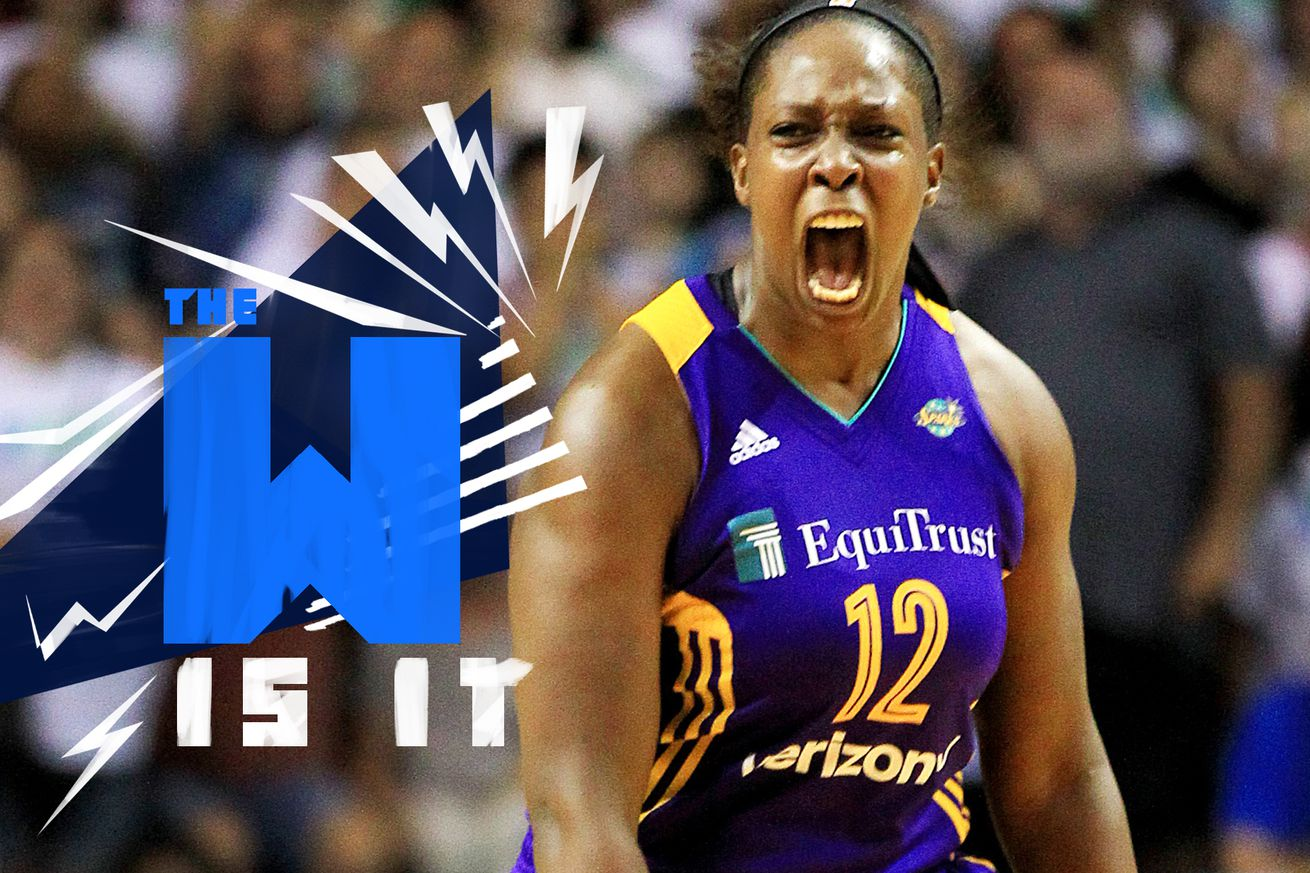 the w is it.0 - Chelsea Gray is the heir apparent to the WNBA's point guard legends