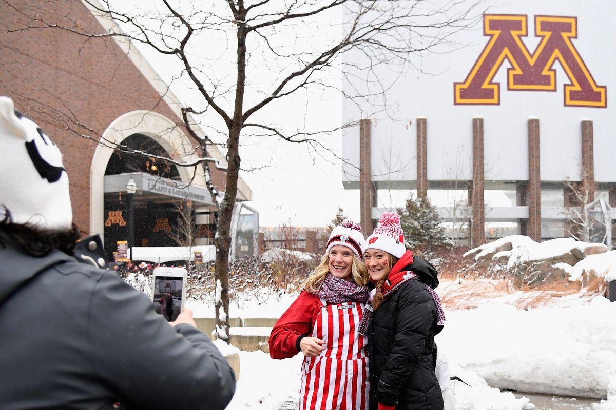 Wisconsin v Minnesota