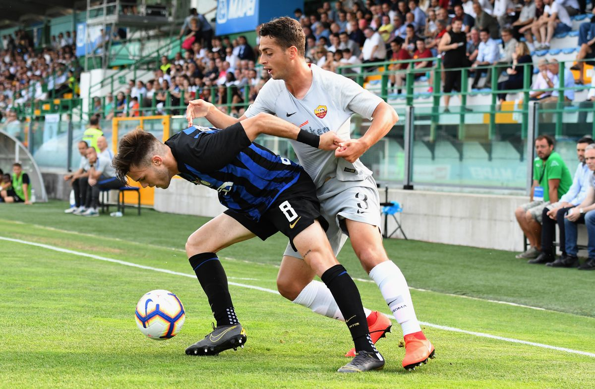 AS Roma v FC Internazionale - Serie A Primavera Playoffs