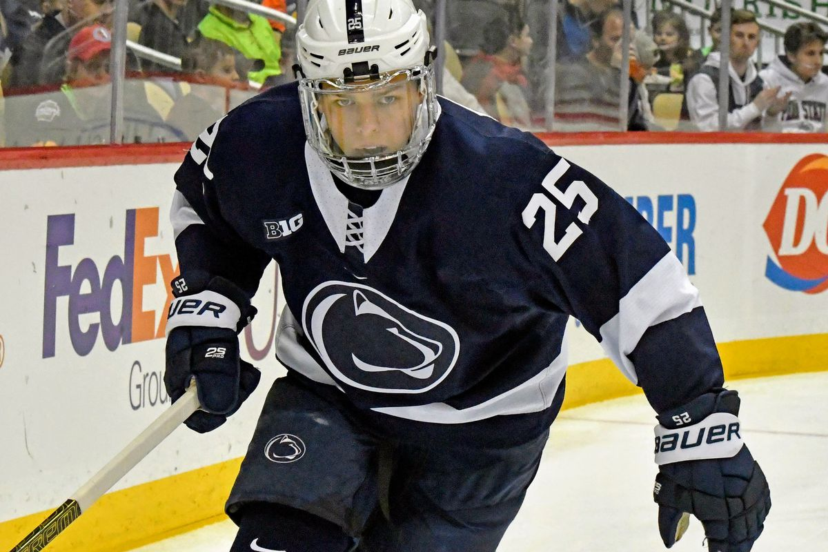 A Look At The Standings As Michigan Comes To Hockey Valley