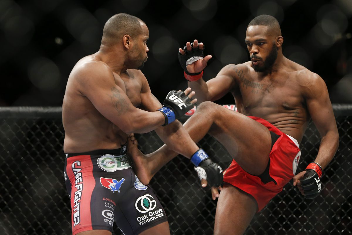 Cormier Vs Jones