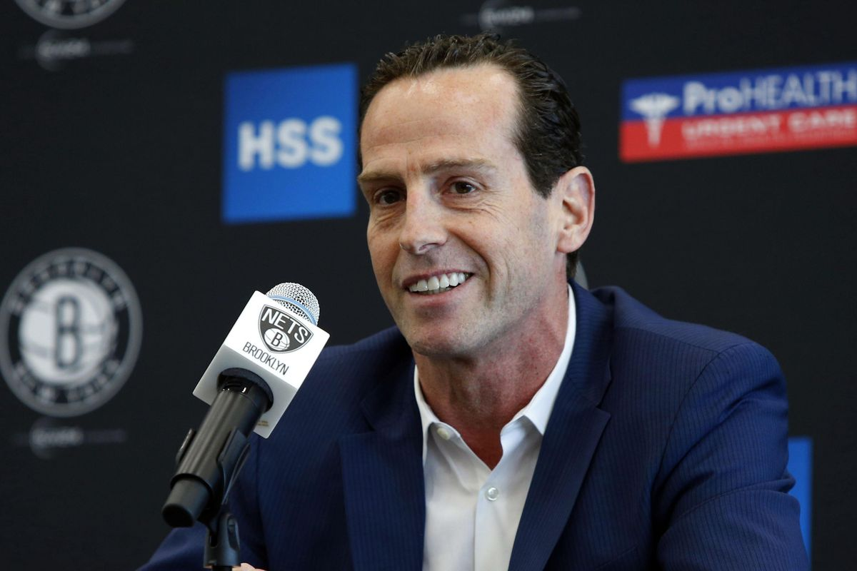 Kenny Atkinson Introduced As Head Coach Of The Brooklyn Nets Netsdaily