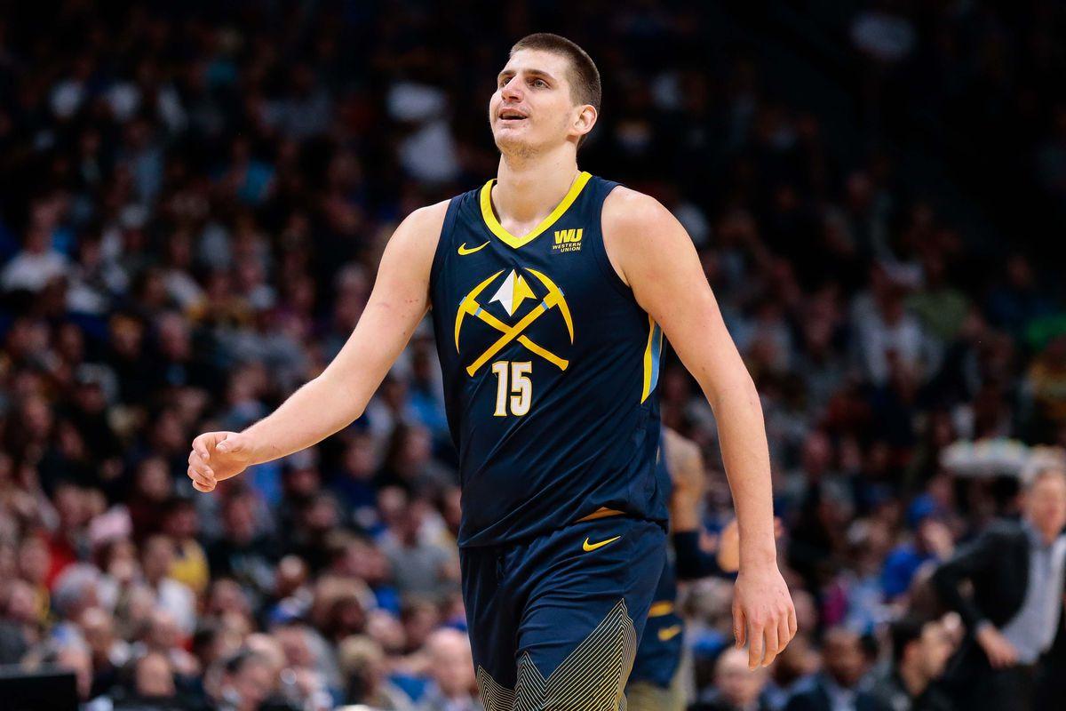 pretty nice 0398c 65c08 NBA free agency 2018: Nikola Jokic's unique situation ...