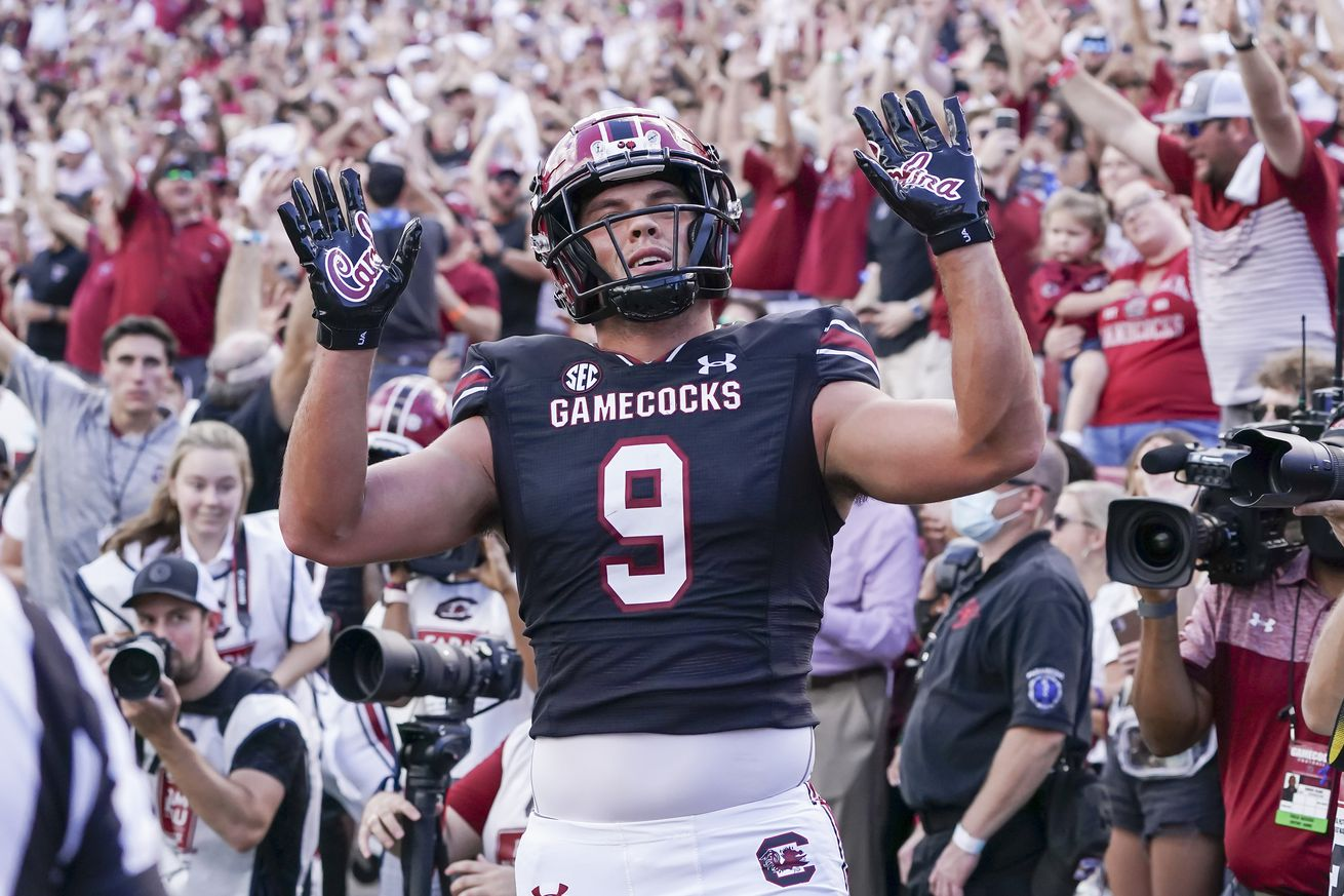 Gamecocks find a way to pull it out against Vanderbilt, 21-20