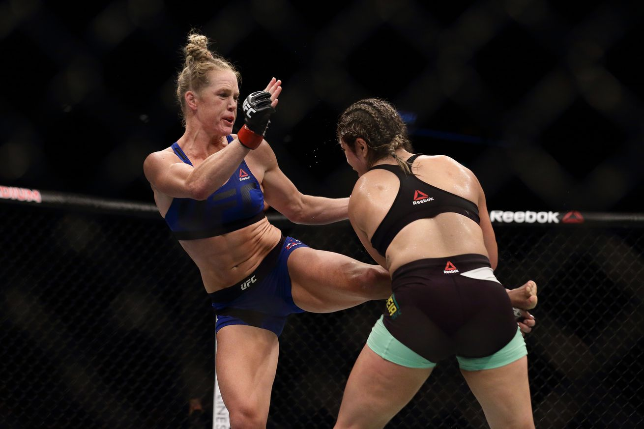Holly Holm credits deliberate game plan for Bethe Correia KO win: 'We knew the crowd might boo'