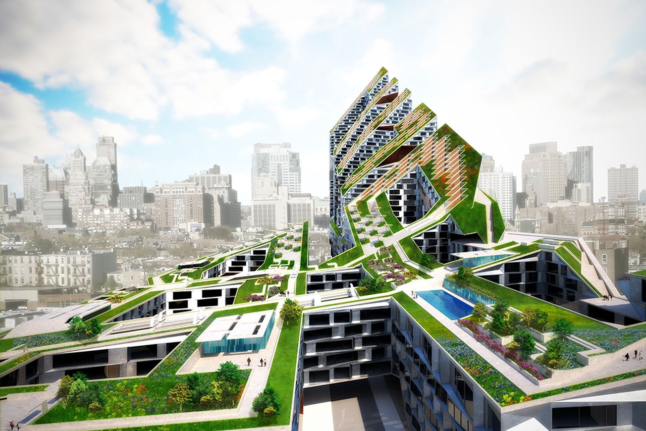 the ambitious  absurd ideas to turn brooklyn into a utopia