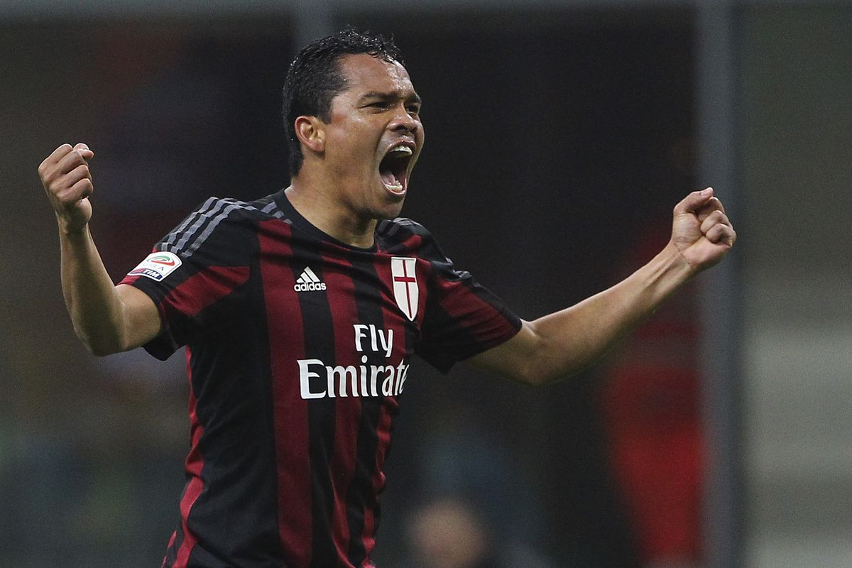 Bacca has performed well for Colombia over the international break