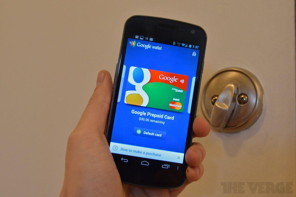 Google Wallet Lock 1024